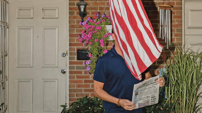 """""""American Readers at Home"""": Nachrichten aus Amerikas Seele"""