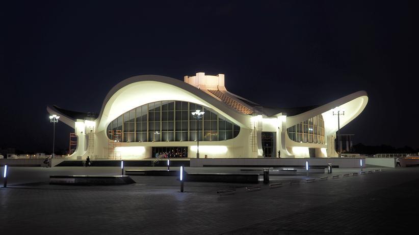 Sowjetmoderne: Die Architektur eines fragmentierten Imperiums