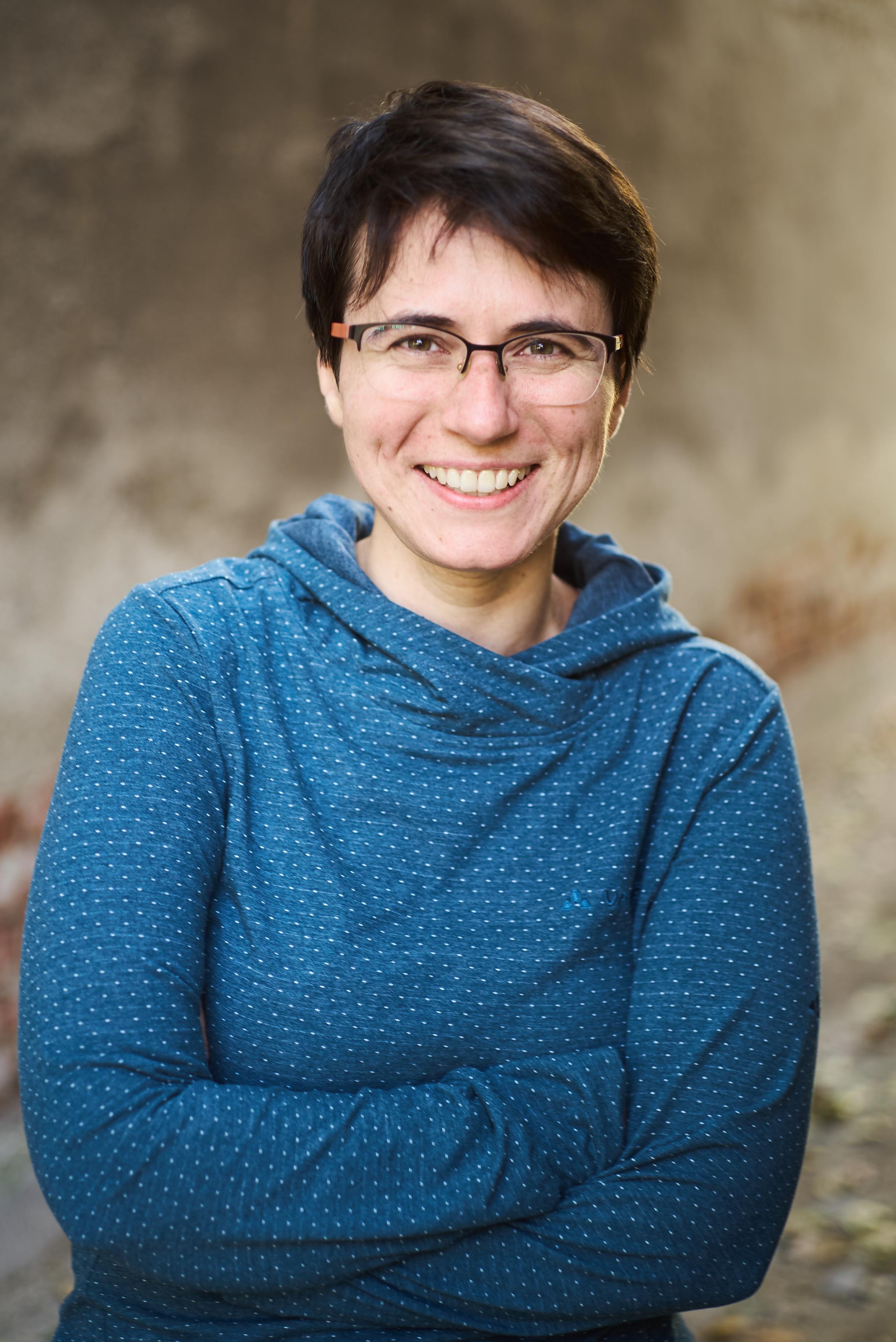 """""""Null Komma Irgendwas"""": Die Autorin Lavinia Braniște gewann 2016 den Preis """"Nepotul lui Thoreau"""" für den besten rumänischen Roman."""