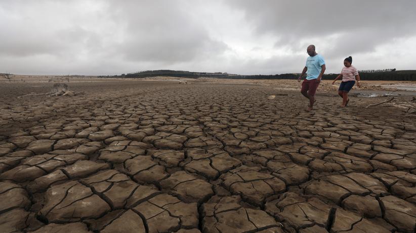 Wasserkrise in Kapstadt: Trockenübung am Kap