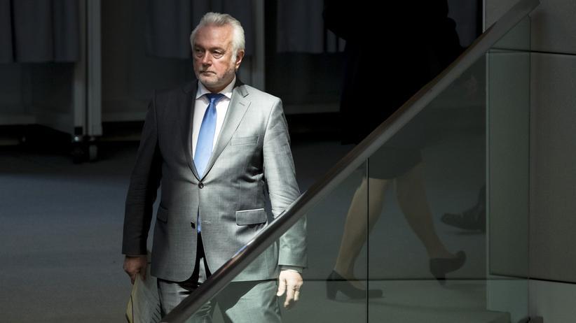 """Wolfgang Kubicki: """"Ich halte auch gerne Türen auf"""""""