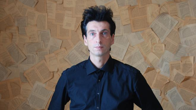 Antinatalismus: Théophile de Giraud wurde 1968 in Sambreville, Belgien geboren.