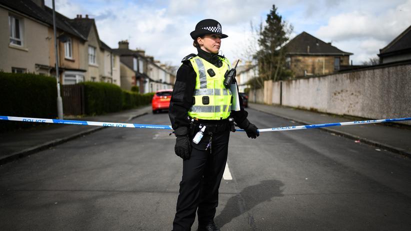 """""""Blut Salz Wasser"""": Mord in Schottland"""