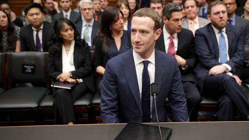 Facebook: Fünf Euro für den Mark