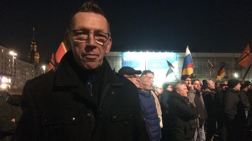 """""""Montags in Dresden"""": Der Osten klebt am Schuh"""