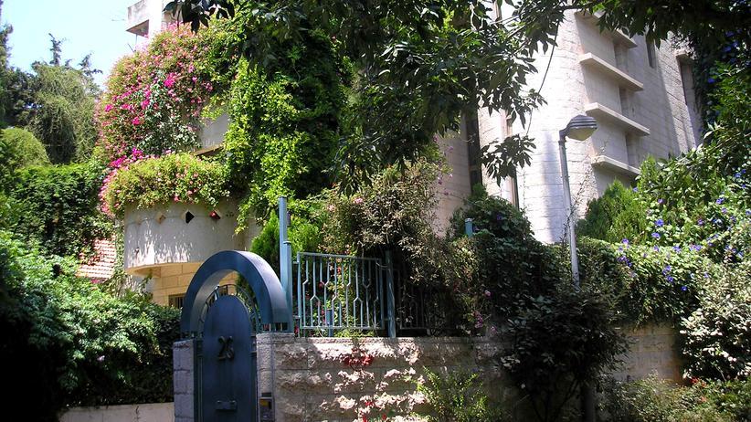 Jerusalem: Die schönen Westviertel