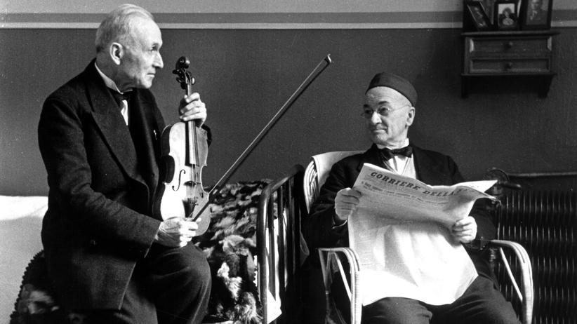"""Altersheim """"Casa Verdi"""": Ihre Familie bleibt die Musik"""