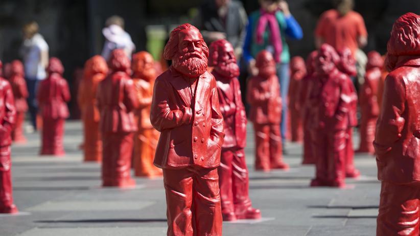 Karl Marx: Der Mega-Theoretiker