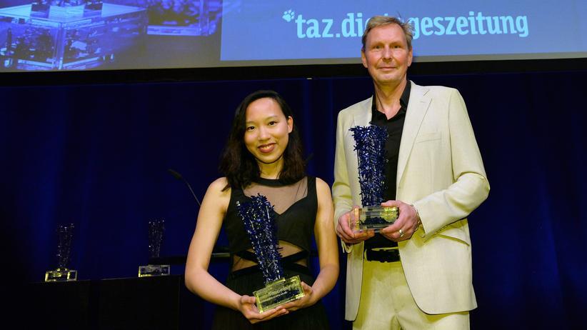 Vanessa Vu: ZEIT-ONLINE-Redakteurin mit Theodor-Wolff-Preis geehrt