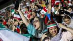 Wie die Iranerinnen ins Stadion kamen