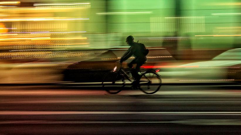 Radfahren: Radfahrer: die Muskel-Ich-AG mit bestem Gewissen
