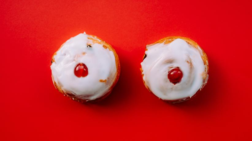 Frauenkörper: Das sind nur Nippel, keine Außerirdischen