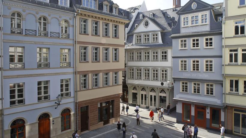 Architektur In Deutschland Geschichte Wie Sie Niemals War Zeit