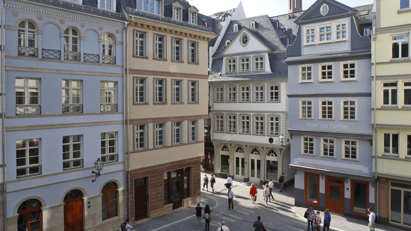 Architektur in Deutschland: Geschichte, wie sie niemals war