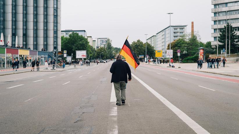Chemnitz: Deutschland im Spätsommer, Chemnitz 2018