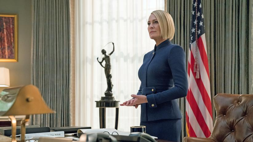 Metoo House Of Cards Claire Underwood Robin Wright