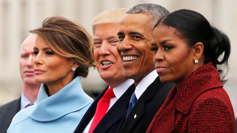 Michelle Obama: Was sie Donald Trump nie verzeihen wird