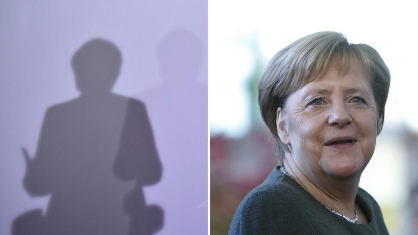 Deutschland nach Angela Merkel: Sie macht den Weg frei.