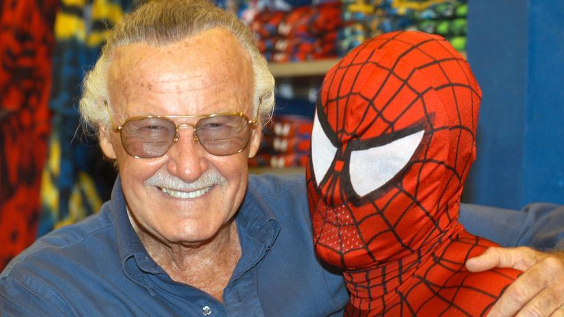 Comicautor: Spiderman-Schöpfer Stan Lee gestorben