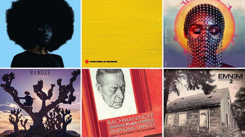 Musikempfehlungen: Die beste Musik des Jahres