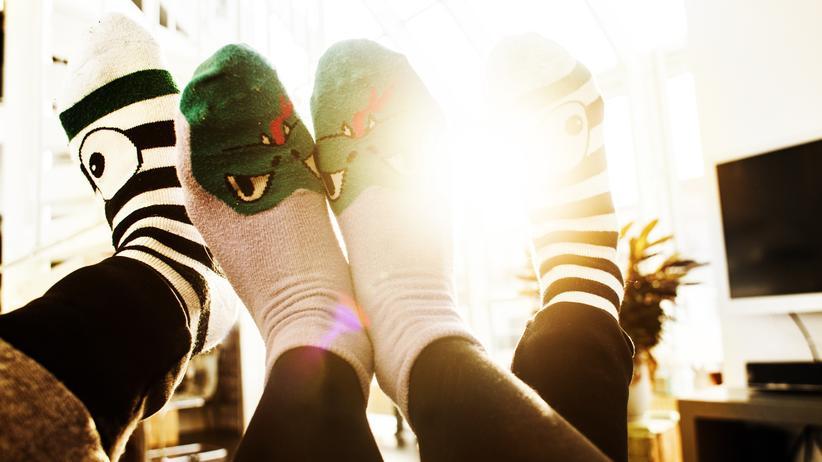 Weihnachtsgeschenke: Oh! Socken!