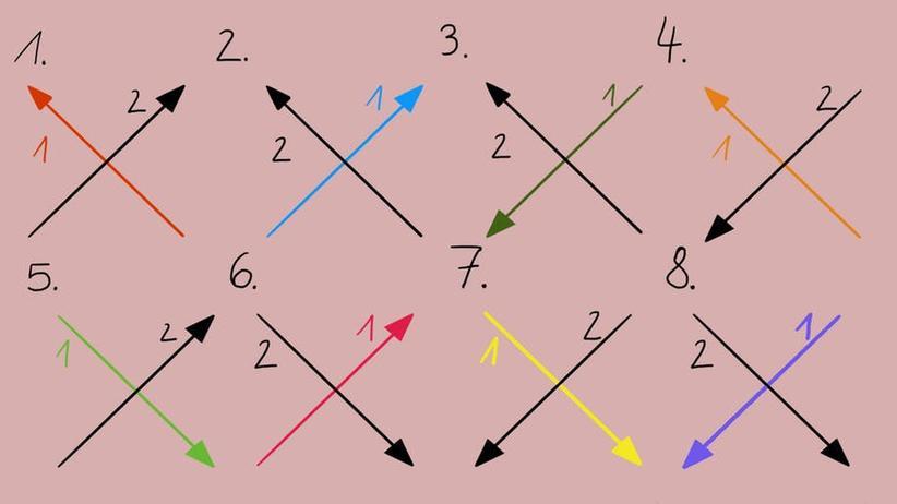 Handschrift: Ihre Art, ein X zu schreiben, ist nicht die einzig richtige