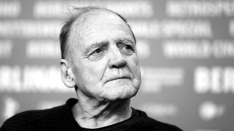 Schauspieler: Schauspieler Bruno Ganz bei einer Berlinale-Pressekonferenz 2017