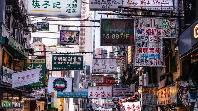Hongkong: It's Over