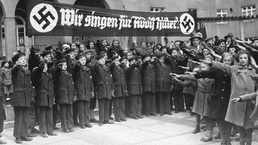 Nationalsozialismus: Die schöne Landschaft voll bereinigt