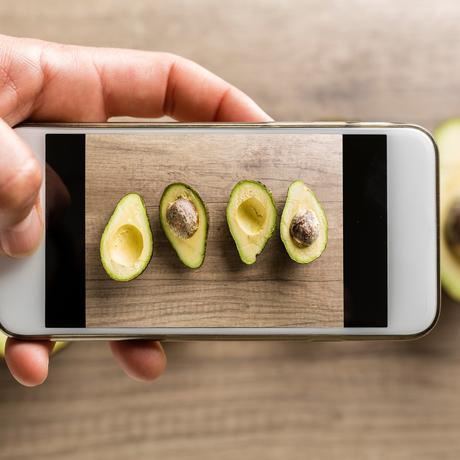 Instagram: Die Sache mit der Avocado