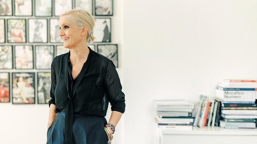 """Maria Grazia Chiuri: """"Es hängt von deinem Alter ab, was Dior für dich bedeutet"""""""