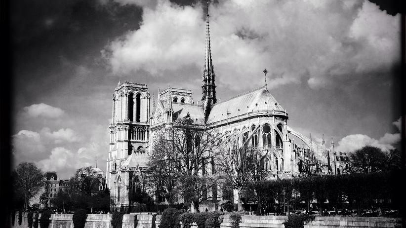 Geschichte von Notre-Dame: Der Mittelpunkt sei hier
