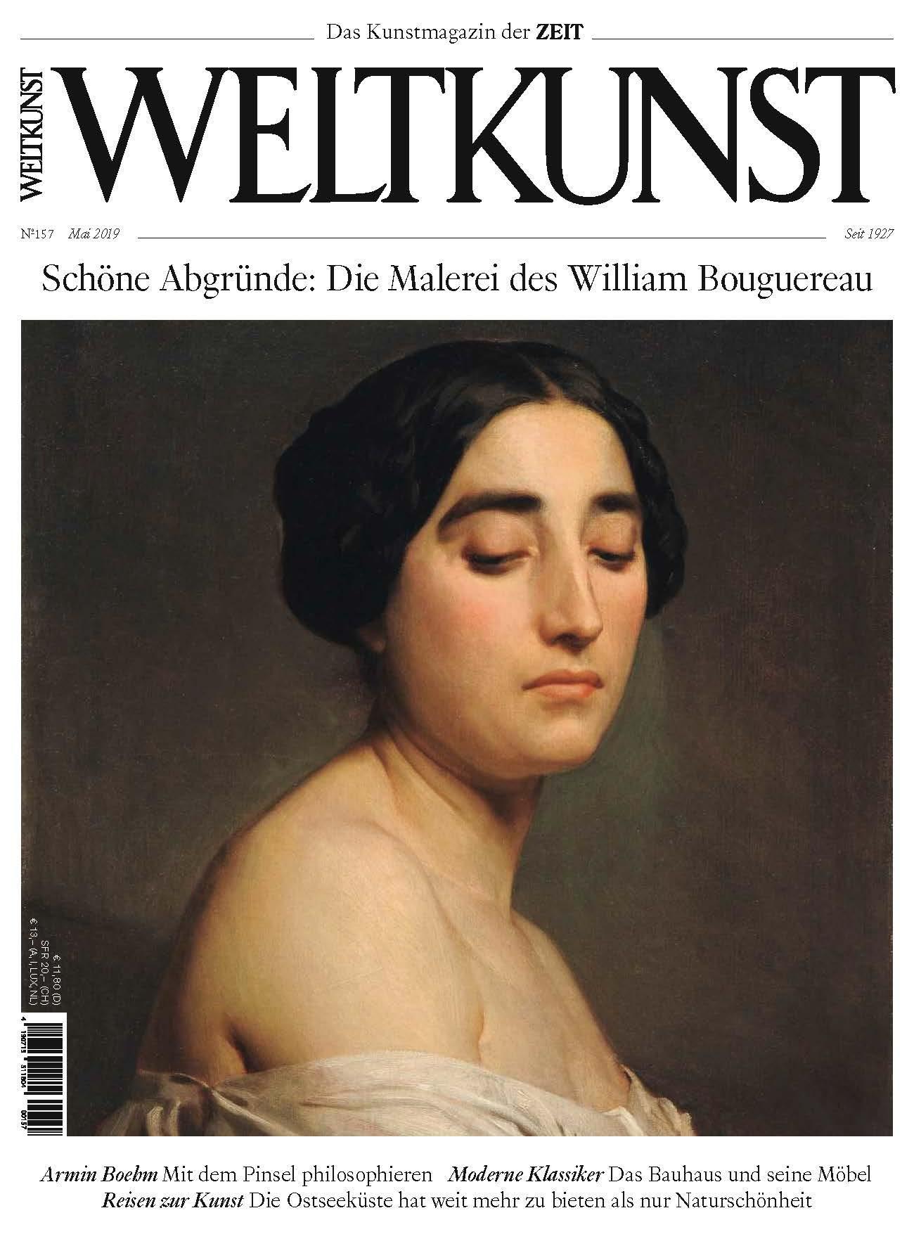 Marcel Breuer: Dieser Artikel stammt aus Weltkunst Heft Nr. 157/2019