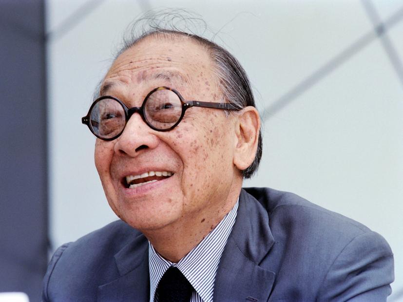 Ieoh Ming Pei: Der Lichtbauer | ZEIT ONLINE