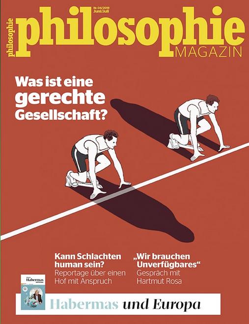 """Care-Arbeit: Dieser Artikel stammt aus dem """"Philosophie Magazin"""" Nr. 04/2019."""