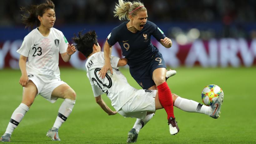 Sexismus Im Fussball Wir Nerven Nicht Wir Wollen Nur