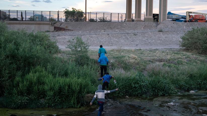 Migration: Der kleine Arm des Unsagbaren