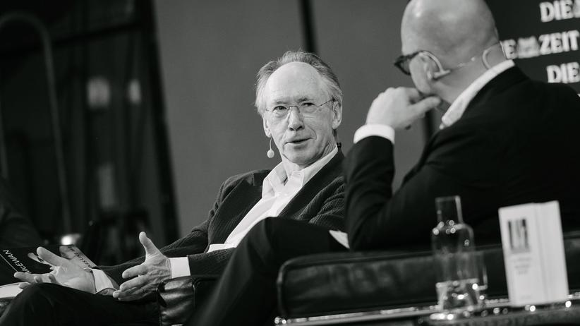 """Ian McEwan: """"I do not think that we will leave"""""""