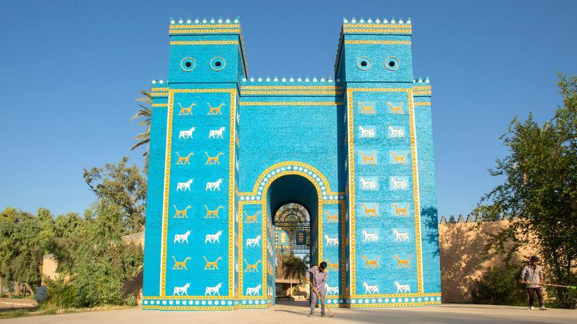 Unesco: UN-Kulturorganisation erklärt Babylon zum Weltkulturerbe