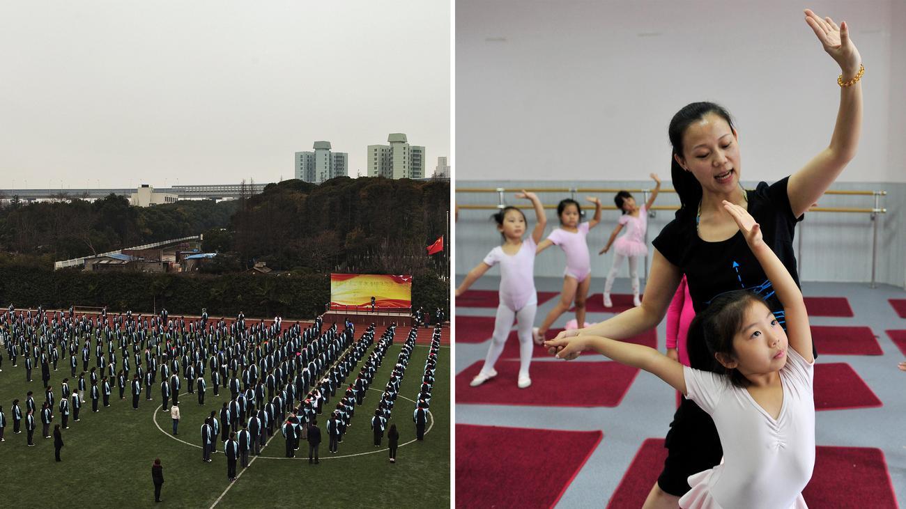 Partnersuche shanghai