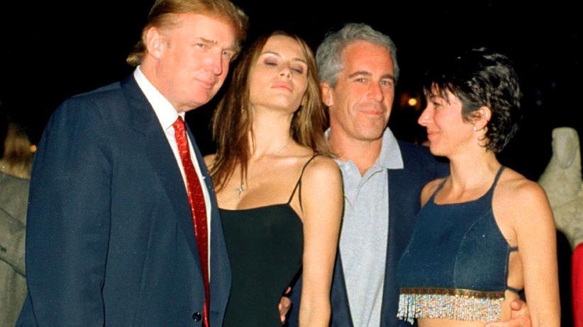 Jeffrey Epstein Donald Trump Verschwörungstheorien