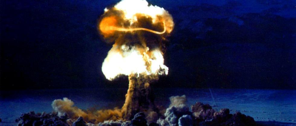Angst: Und plötzlich: Atomkrieg