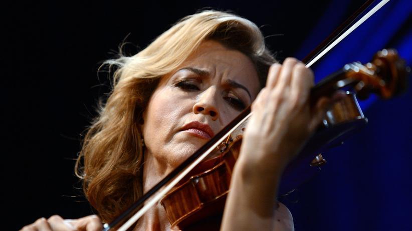 Anne-Sophie Mutter gewinnt Kulturpreis Praemium Imperiale