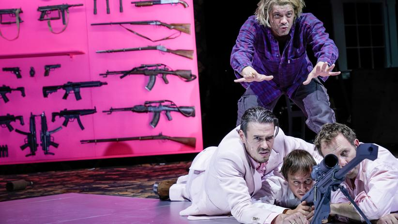 Theatersaison: Pah! Es lebe das Prinzip Orlando