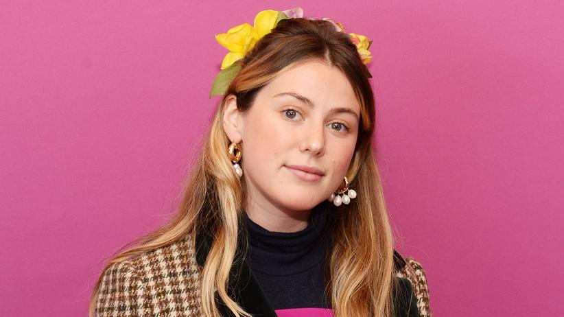 Caroline Calloway: Caroline Calloway im Mai bei einer Werbeveranstaltung in New York City