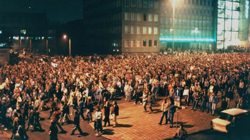 Deutsche Wiedervereinigung: Wir müssen den 9. Oktober feiern