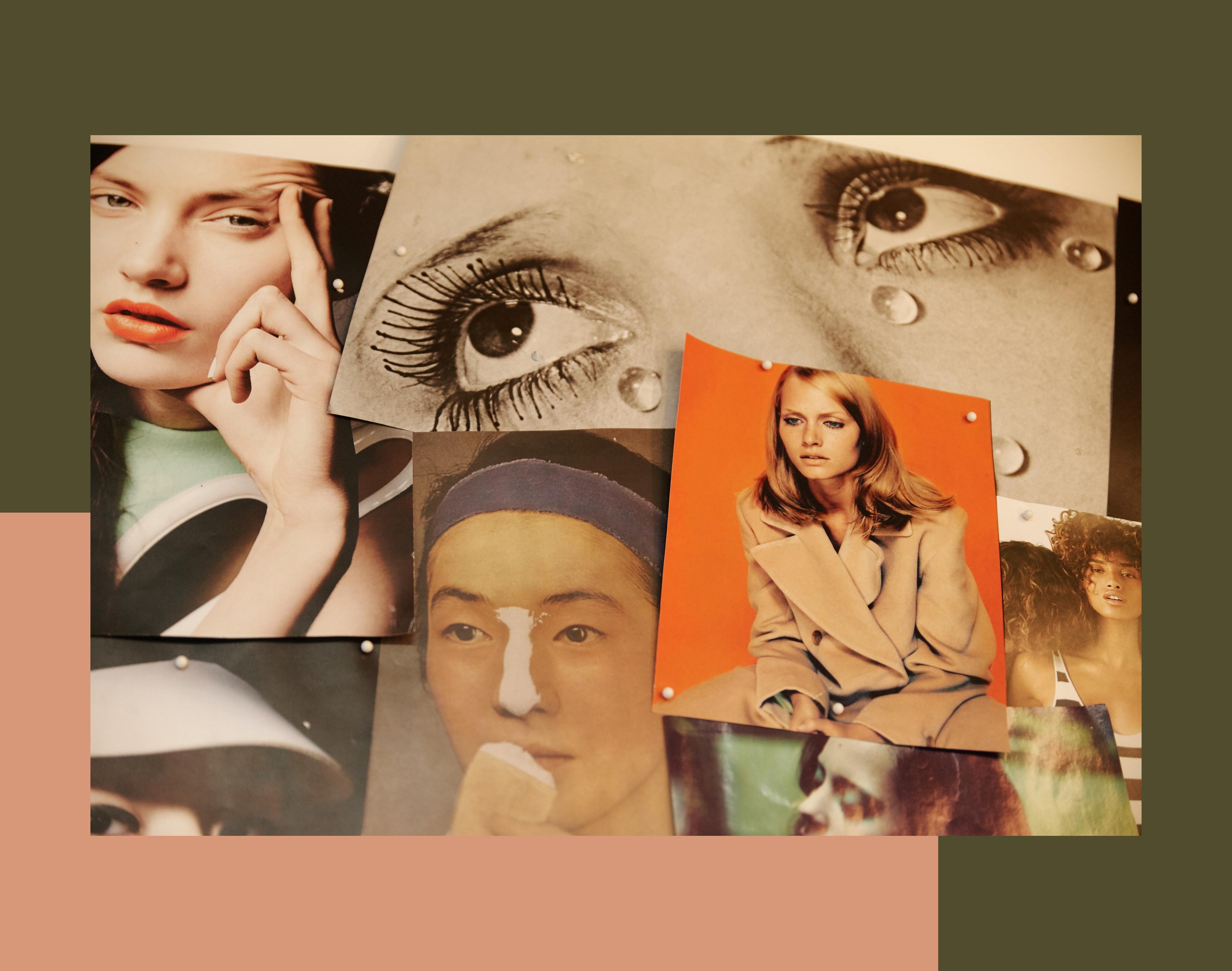 Lisa Eldridge: Wie machten es die Geishas? Wie tuschte man die Wimpern in den 1930ern? Eldridge sammelt Zeugnisse der Schönheitsgeschichte.