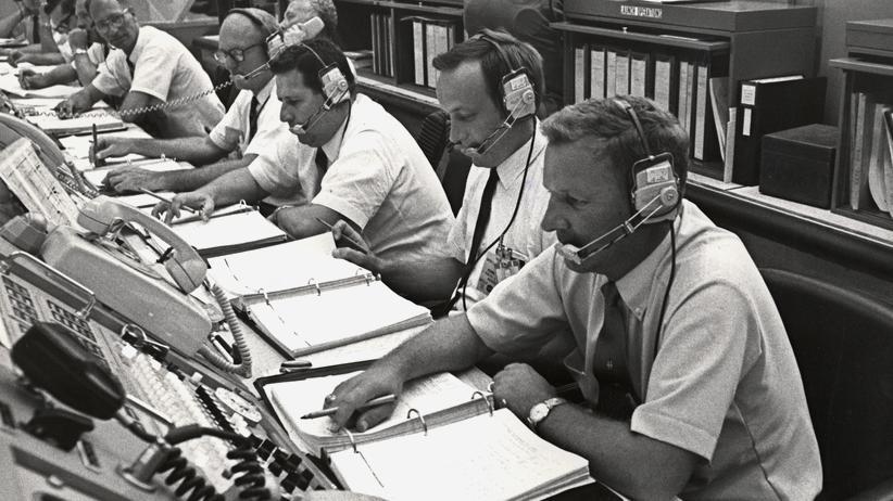 Nasa: Bürokratie bis zum Mond