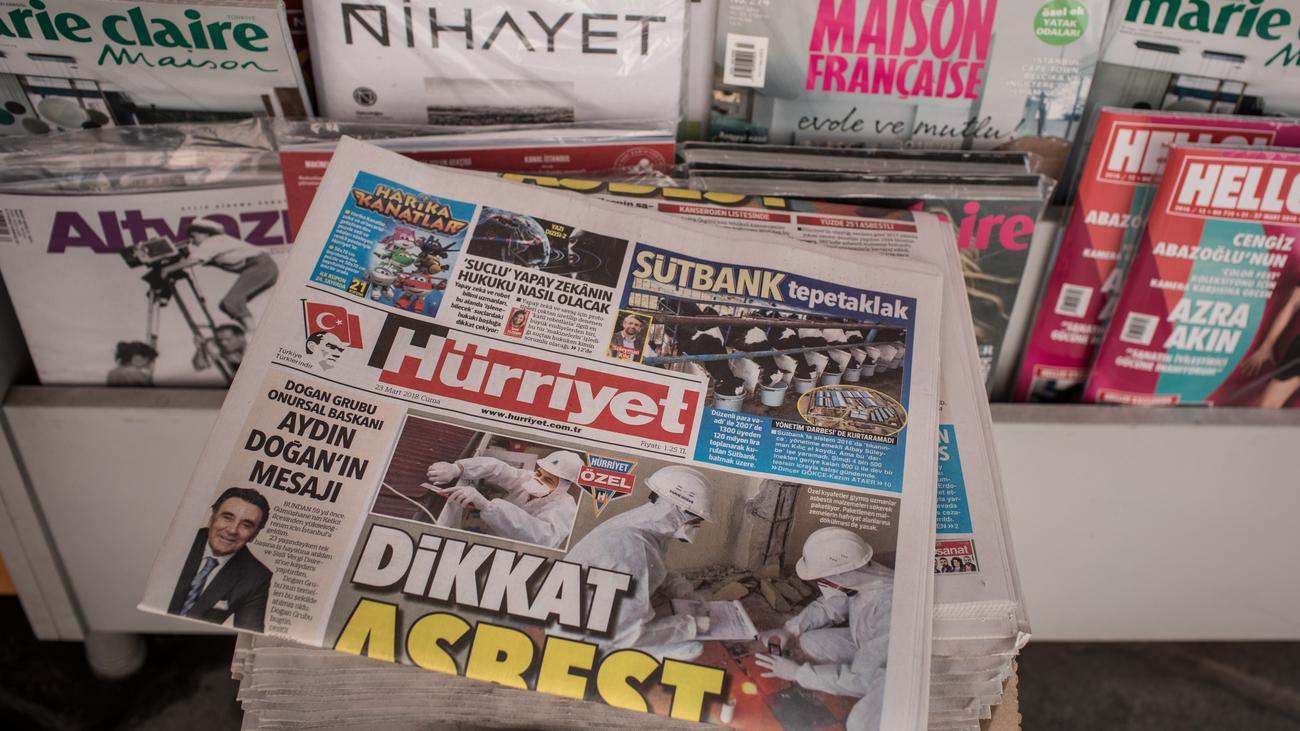 Recep Tayyip Erdoğan: Sargnagel für die Pressefreiheit
