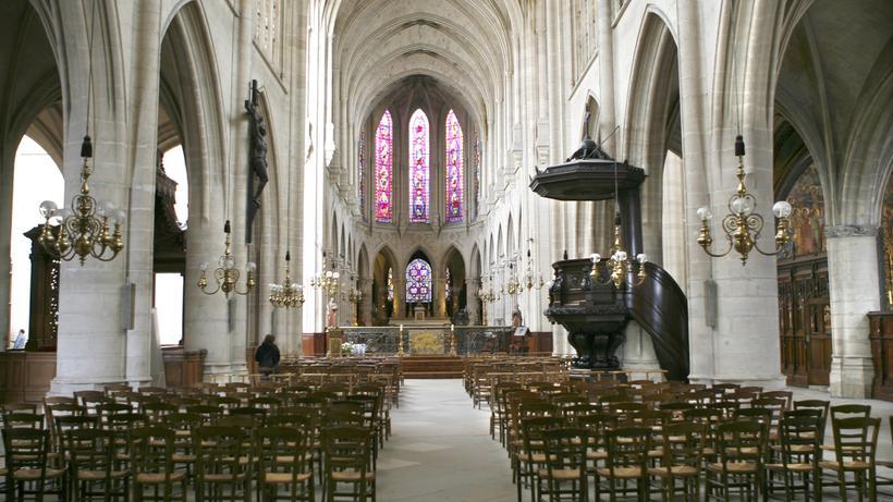 Paris: Die Gemeinde von Notre-Dame weicht in diesem Jahr aus in die Kirche Saint-Germain-l'Auxerrois (hier ein Bild aus dem Jahr 2007).